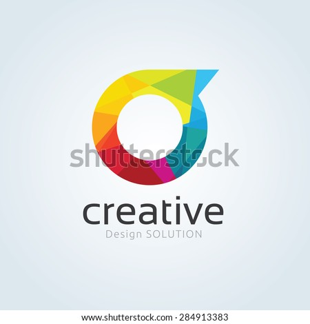 The logo is Easy to edit to your own company name.The logo is designed in vector for highly r-esizable and printing. - stock vector