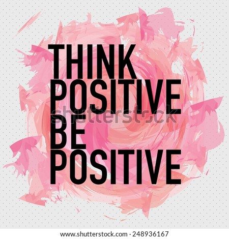 Positive attitude stock photos images pictures - Good thinking wallpaper ...
