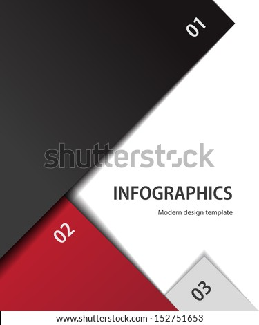 This image is a vector file representing a design template. / Design Template / Design Template - stock vector