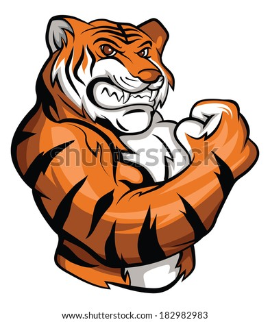 Tiger Mascot Stock Photos, Images, & Pictures | Shutterstock