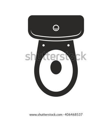 Toilet Vectors Photos and PSD files Free Download. Toilet icon vector   magiel info
