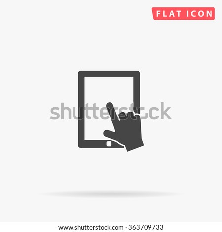 Touch Icon Vector. Touch Icon JPEG. Touch Icon Object. Touch Icon Picture. Touch Icon Image. Touch Icon Graphic. Touch Icon Art. Touch Icon JPG. Touch Icon EPS. Touch Icon AI. Touch Icon Drawing - stock vector