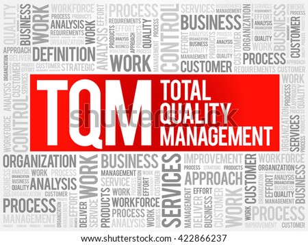the concept of total quality management commerce essay Quality management in companies - essay sample introduction quality management (qm) in companies ensures that every action needs planning, development and application leading to valuable services, professionalism and.
