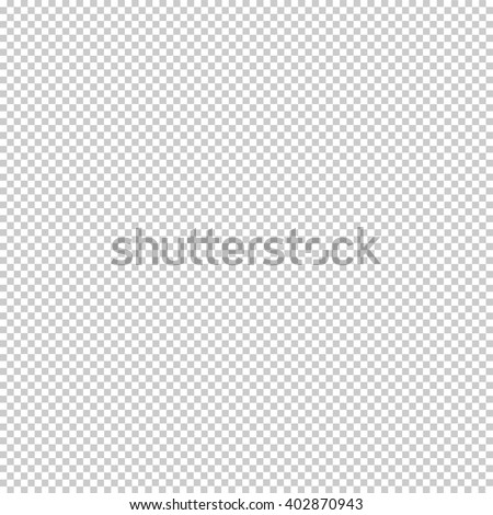 Transparency grid background - stock vector