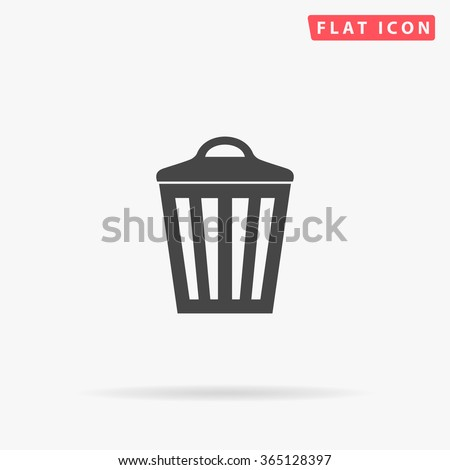 Trash can Icon Vector. Trash can Icon JPEG. Trash can Icon Picture. Trash can Icon Image. Trash can Icon Graphic. Trash can Icon JPG. Trash can Icon EPS. Trash can Icon AI. Trash can Icon Drawing - stock vector