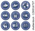 Travel Icons.Set 4 - stock vector