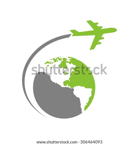 Airplane Logo Stock Photos, Images, & Pictures | Shutterstock