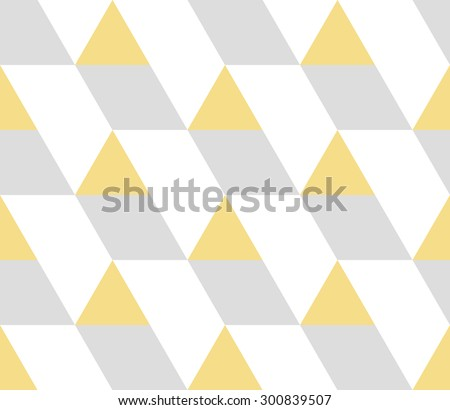 Triangular background. Seamless geometric pattern. Infinity abstract triangle geometrical.  Vector illustration. - stock vector