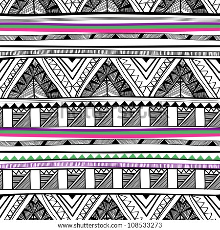 Tribal patterns stock photos images amp pictures shutterstock