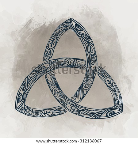 triquetra stock photos images pictures shutterstock. Black Bedroom Furniture Sets. Home Design Ideas