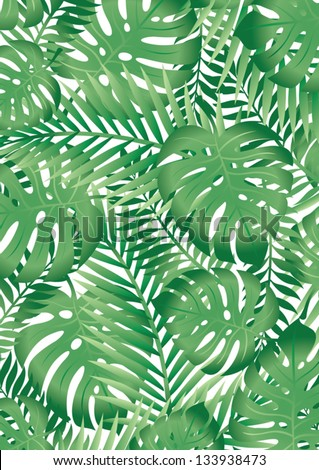 Leaf Pattern Stock Photos Images Amp Pictures Shutterstock