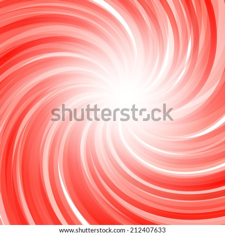Twisted christmas candy background. Peppermint candy, sweet backdrop - stock vector
