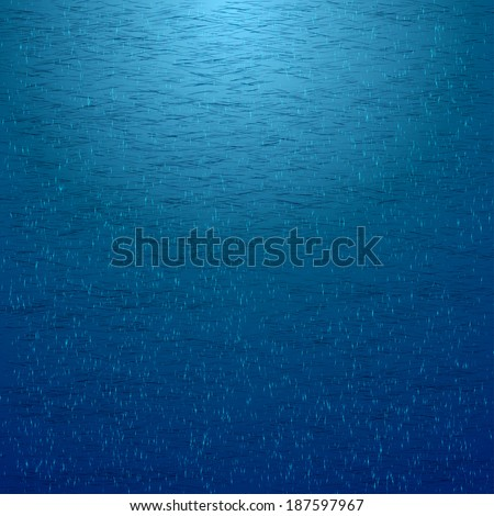 under water eps 10 vector background abstract - stock vector