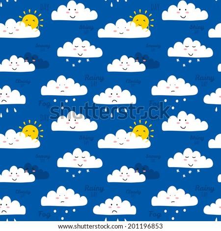 emoticons sunny cloudy - photo #11