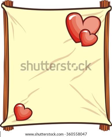 Valentines day. valentine day background - stock vector