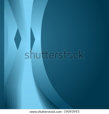Vector: abstract background design - stock vector