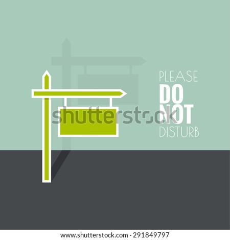 Vector abstract background with direction arrow sign. The concept of a decision making standing on road junction. Movement in an unknown direction. uncertainty choice. flat shadow - stock vector