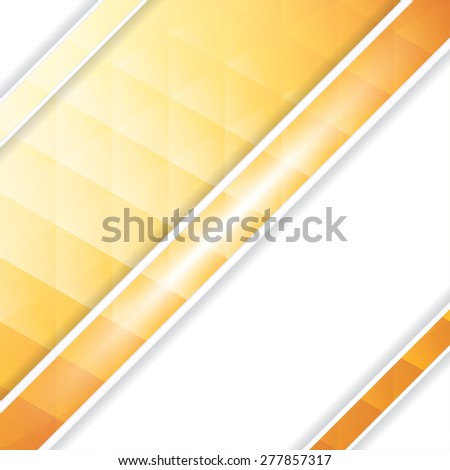 Vector abstract business brochure - stock vector