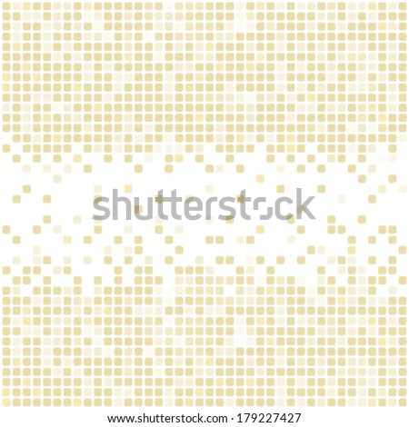 Vector abstract design with space for your text. - stock vector