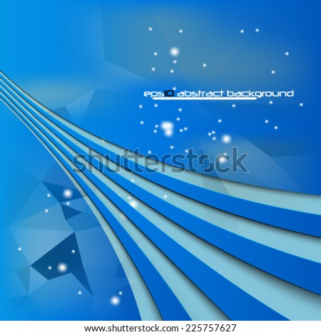 vector abstract elegant business background design - eps10 - stock vector