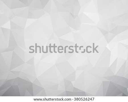 Vector abstract gray background - stock vector