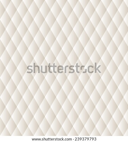 Vector abstract light gold background luxury. Diamond pattern - stock vector