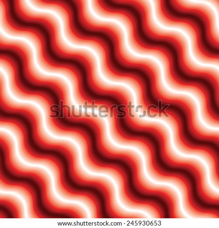 Vector abstract seamless background (CMYK colors) - stock vector
