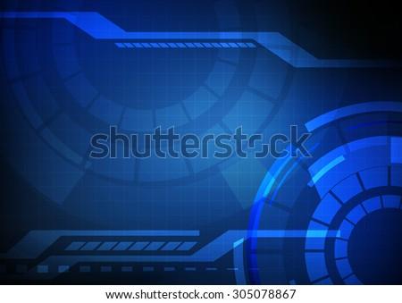 Vector : Arrows vector background. - stock vector