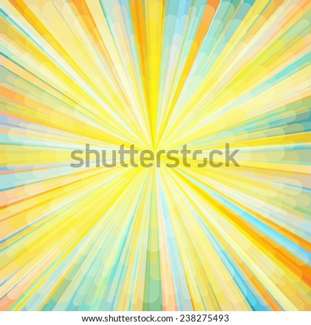 Vector background. Vintage pattern. Soft wallpaper. Abstract blurred illustration. Can be used for wallpaper, web page background, web banners. - stock vector