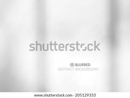 vector blurred abstract background with two lines - stock vector
