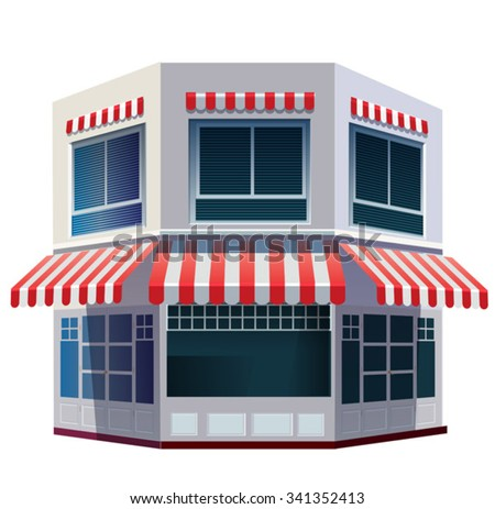 Awning Stock Photos Images Amp Pictures Shutterstock