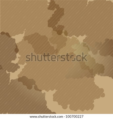 Vector Camouflage - stock vector