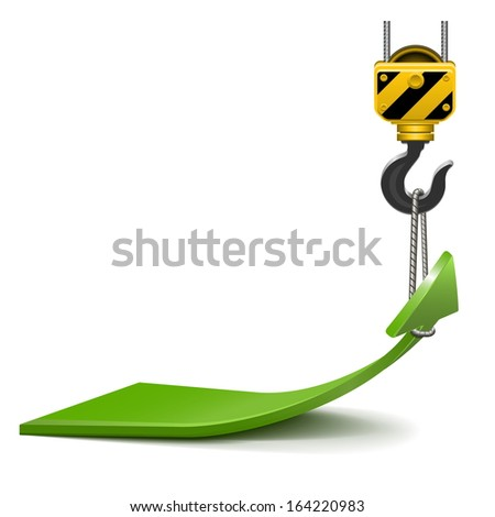 Vector Concept of Growth - stock vector
