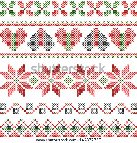 Cross-stitch Stock Photos Images U0026 Pictures | Shutterstock