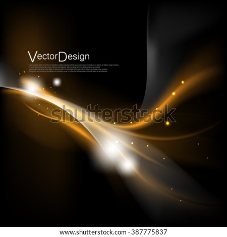 Vector Design Background - stock vector