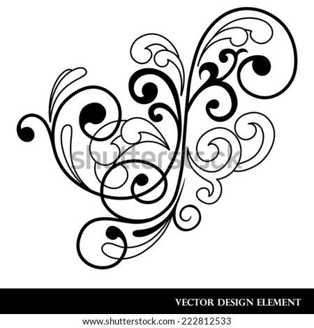 Vector design element - stock vector