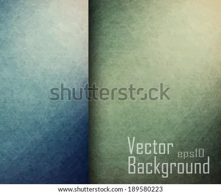 Vector elegant gold background with lighting, grunge texture - stock vector