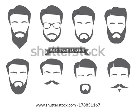 how to add facial hair to a photo photoshop