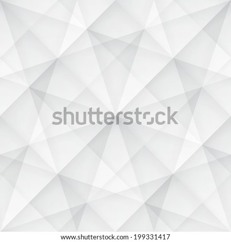 vector geometric abstract background with triangle shapes - stock vector