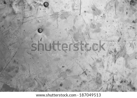 Vector Grunge Metal Texture - stock vector