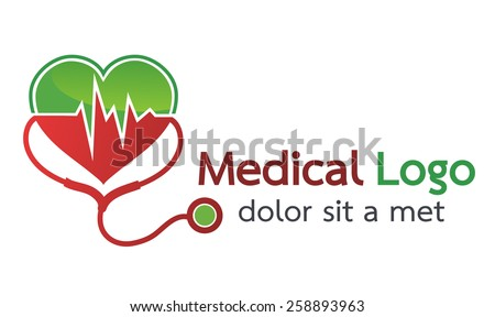 Vector Health Care Design,medicine icons and signs,beating heart.- vector illustrator  - stock vector