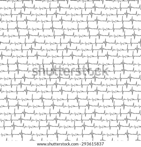 Vector illustration. endless seamless pattern. zig-zag background - stock vector