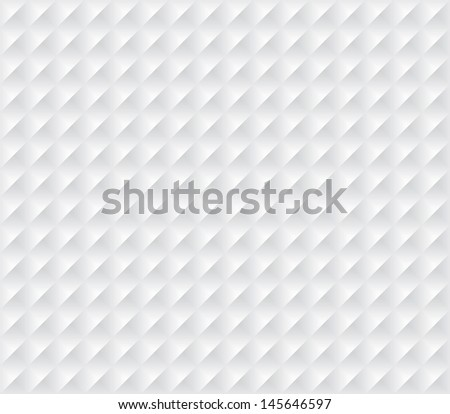 Vector illustration of background with abstract pyramids. - stock vector
