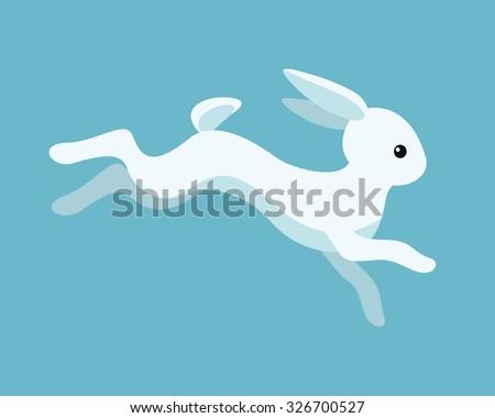 Rabbit Running Stock I...