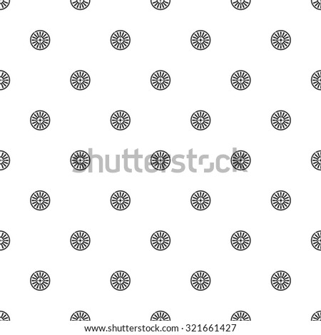 Vector illustration of casino and gambling icon - stock vector