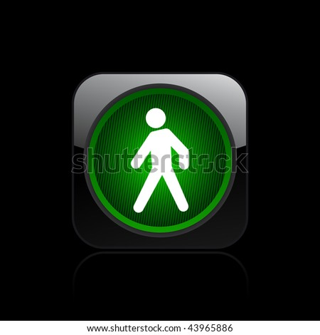 Pedestrian crossing green Stock Photos, Images, & Pictures ...