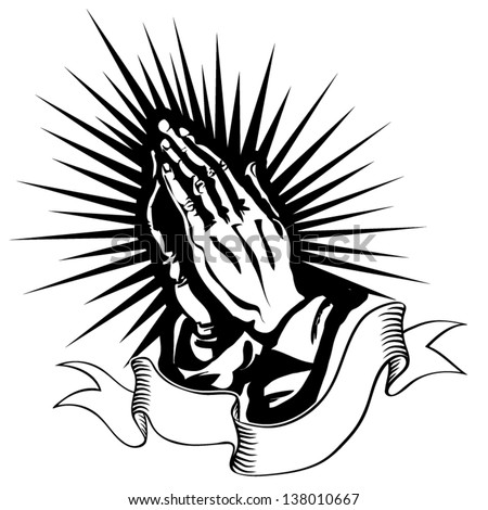 Praying hands Stock Photos, Illustrations, and Vector Art