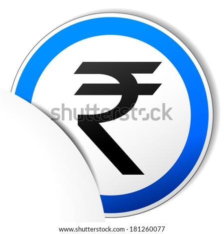 Rupee Note Vector Vector Illustration of Rupee