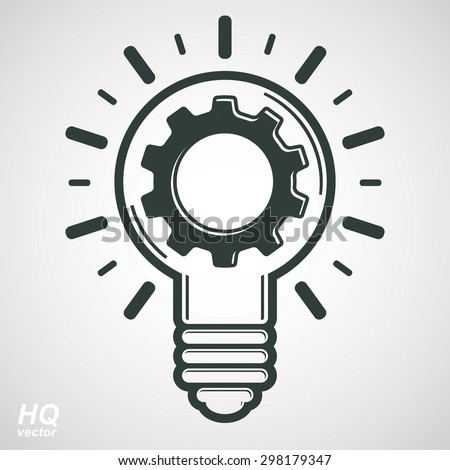 Drawing solution symbol — Stock Photo © vetkit #21127831