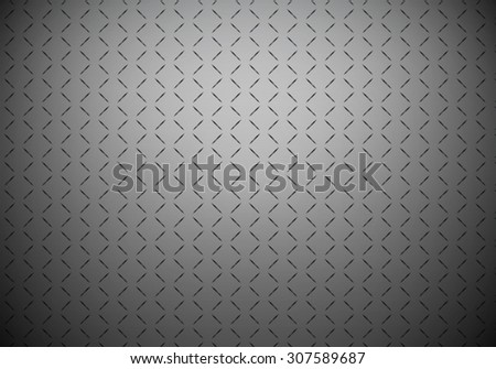 Vector Metal Texture - stock vector